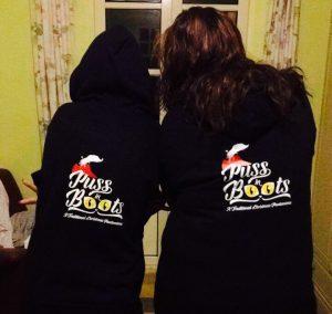 Les filles en T-shirt Puss in Boots 2