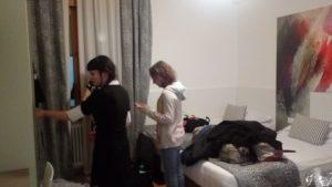 La chambre à Albergo San Remo
