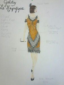Robe Gatsby le Magnifique