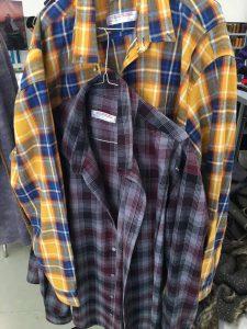 Chemises Far West